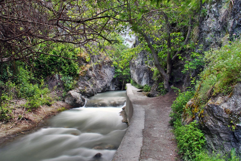 """""""Los Cahorros"""" - PN Sierra Nevada, Granada - R07472"""