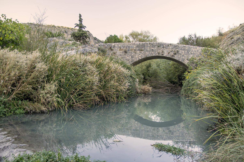"""""""Puente Romano"""" - Colomares, Granada - B05951"""