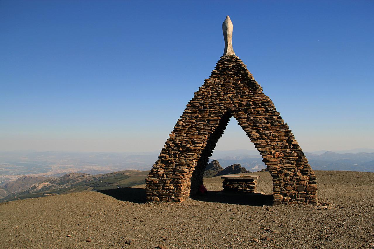 """The Monument "" - PN Sierra Nevada, Granada - LS06289"