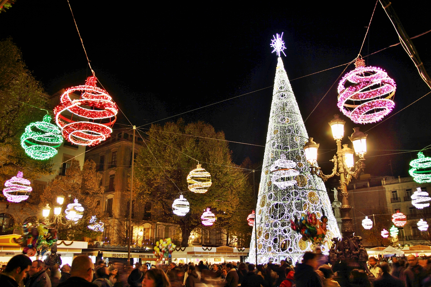 """Chrismas Lights"" - Bibarambla, Granada - FL04167"
