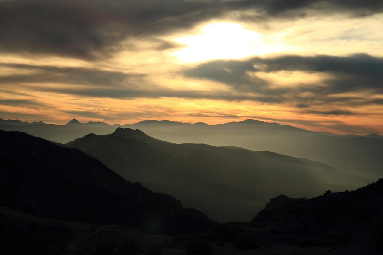 """""""Mountain Sun Set"""" - PN Sierra Nevada, Granada - LS02964"""