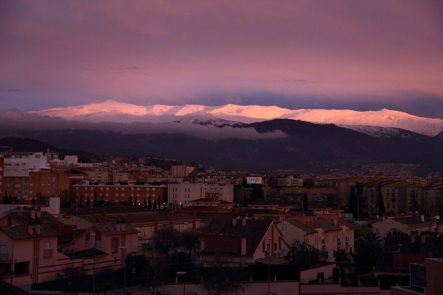 """Evening Glow"" - PN Sierra Nevada, Granada - MC06087"