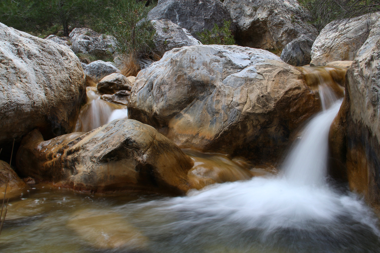 """Rock Stream"" - PN Sierra Tejada - WF05873"