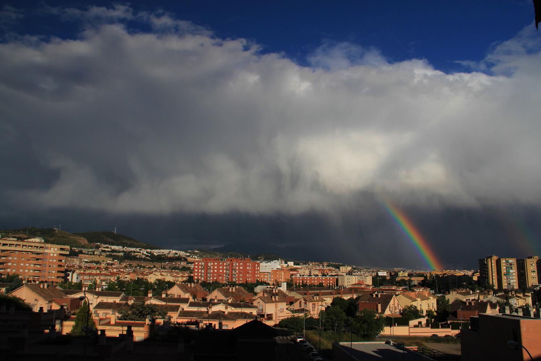 """The Rainbow"" - PN Sierra Nevada, Granada - MC07430"