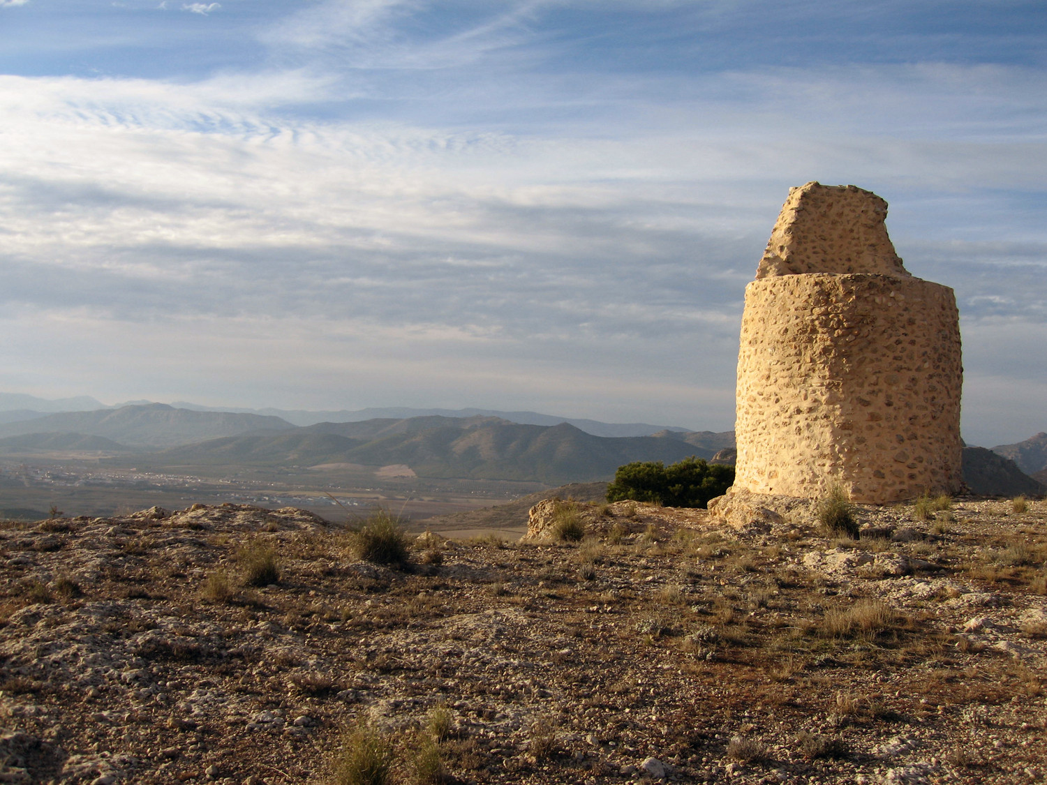 """The Watch Tower"" -  Huescar, Granada - HB01790"