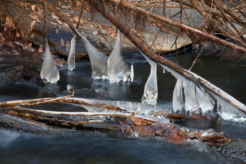 """""""Frozen Waterdrops"""" - PN Sierra Nevada - DF00763"""