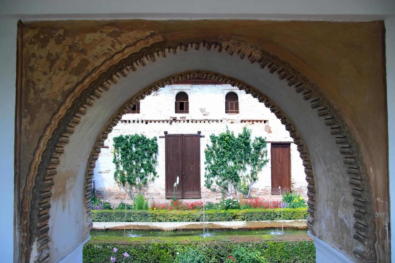 Generalife, Alhambra, Granada - ALH09613