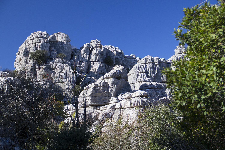 """Abstract Rock"" - PN Torcal, Malaga - DR00068"