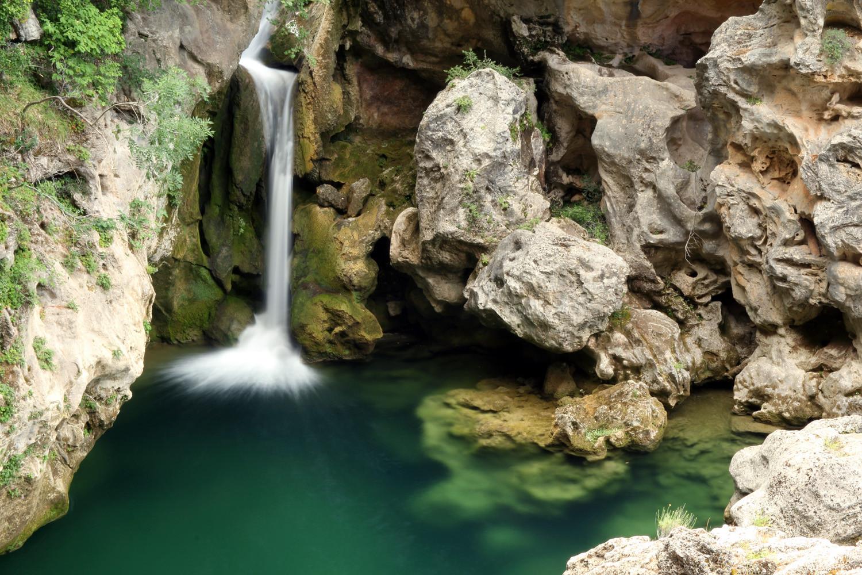 """""""The Green Lagune"""" - PN Sierra de Cazorla y Seguras - WF00386"""