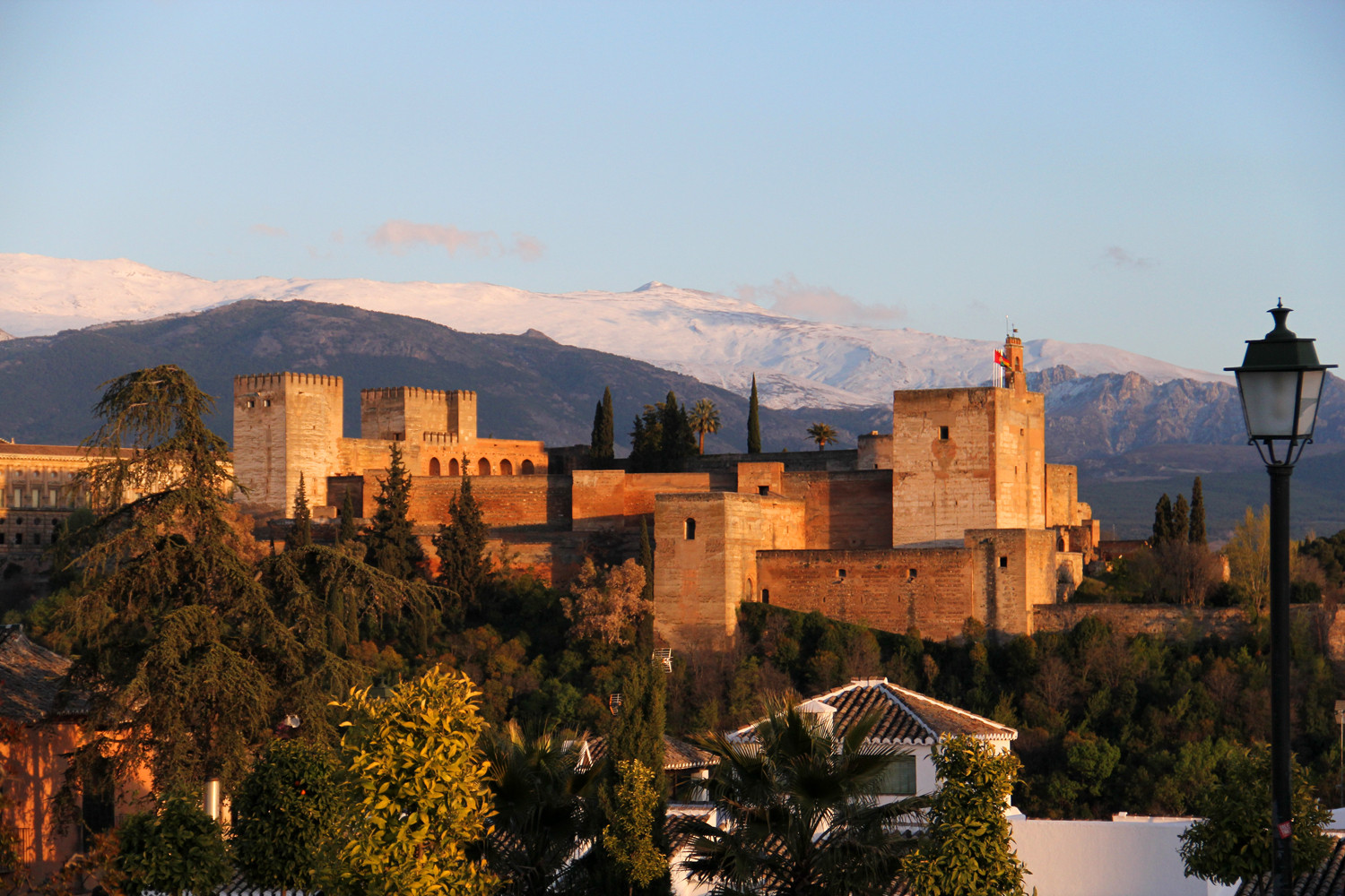 """View on Alhambra"" - Granada - ALH02960"