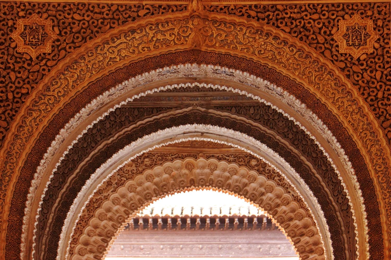 """""""Double Arches""""- Alhambra, Granada - ALH04901"""
