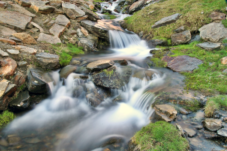 """Defrost Rapids"" - Sierra Nevada, Granada - WC09178"