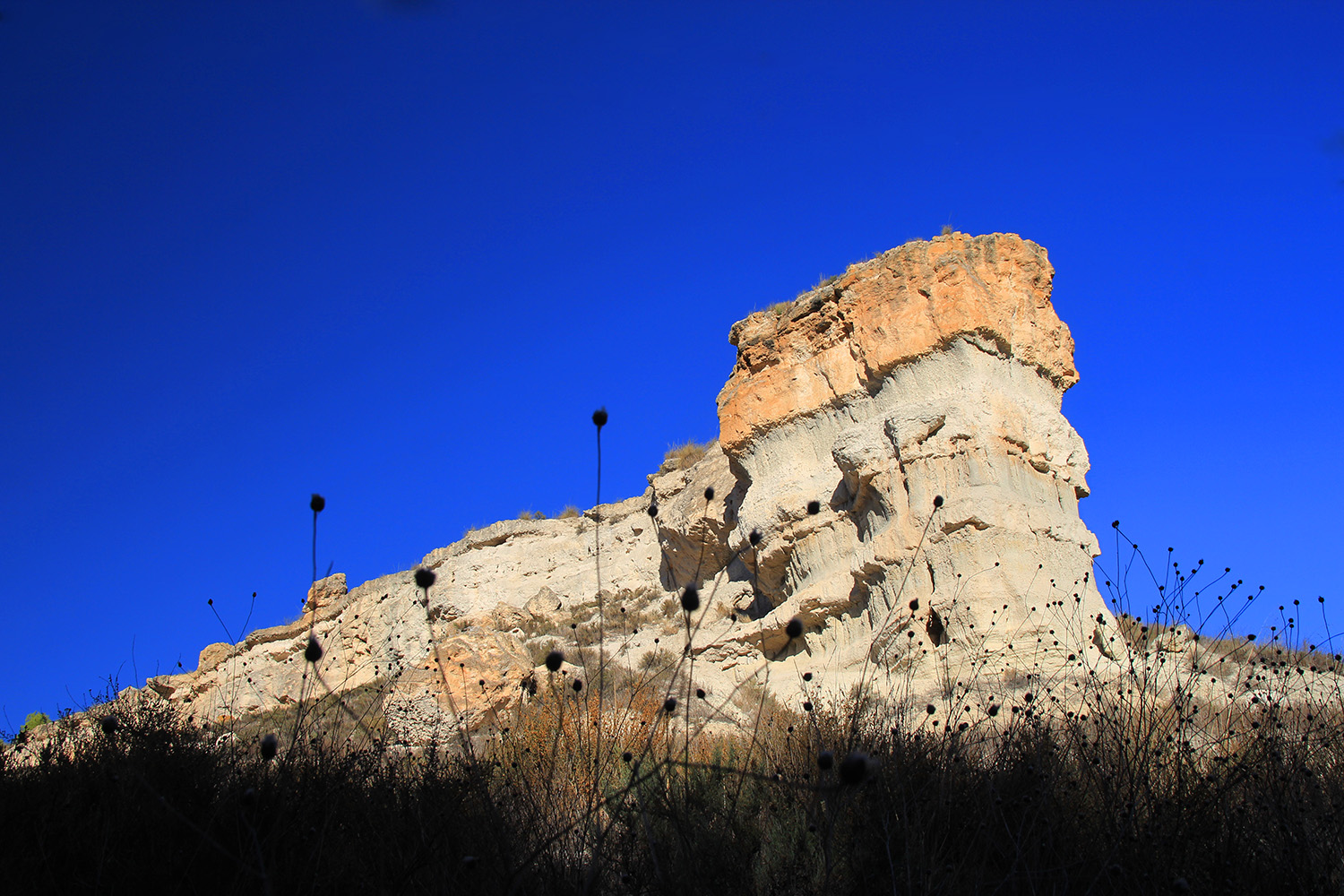 """Layer Rock"" - Guadix, Granada - DR05613"