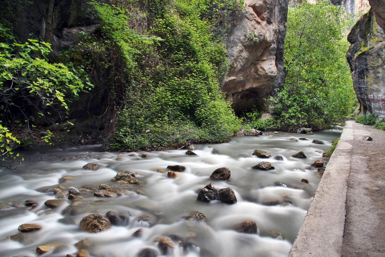 """""""Los Cahorros"""" - PN Sierra Nevada, Granada - R07468"""