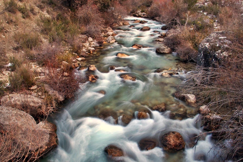 Rio de Castril, PN Sierra de Castril, Granada - R05421