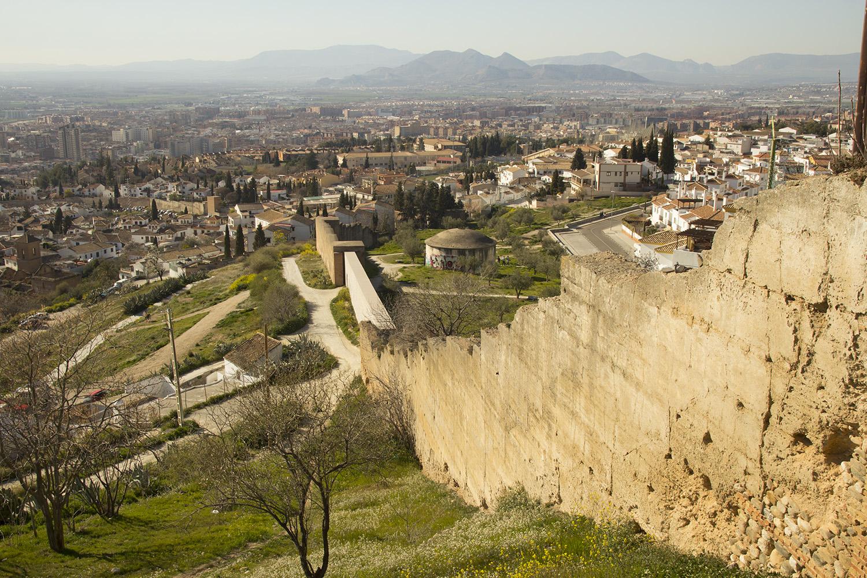 """The Wall"" - Granada - V05203"
