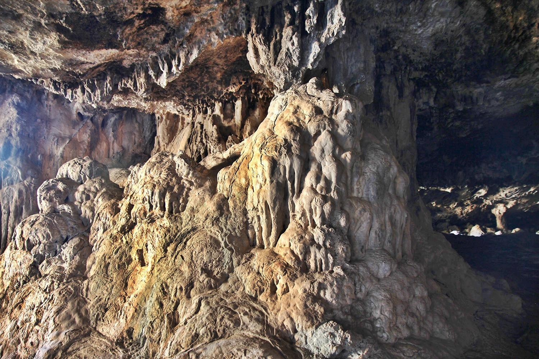 """""""Cueva de los Mármoles"""" - PN Sierra de Huétor - DR06895"""