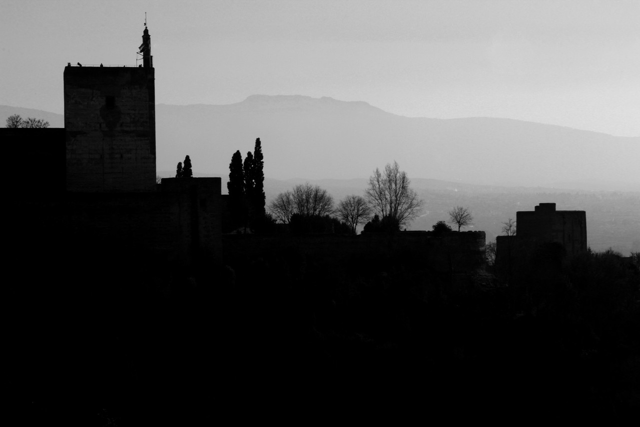"""Alhambra Shadows"" - Granada - ALH00076"