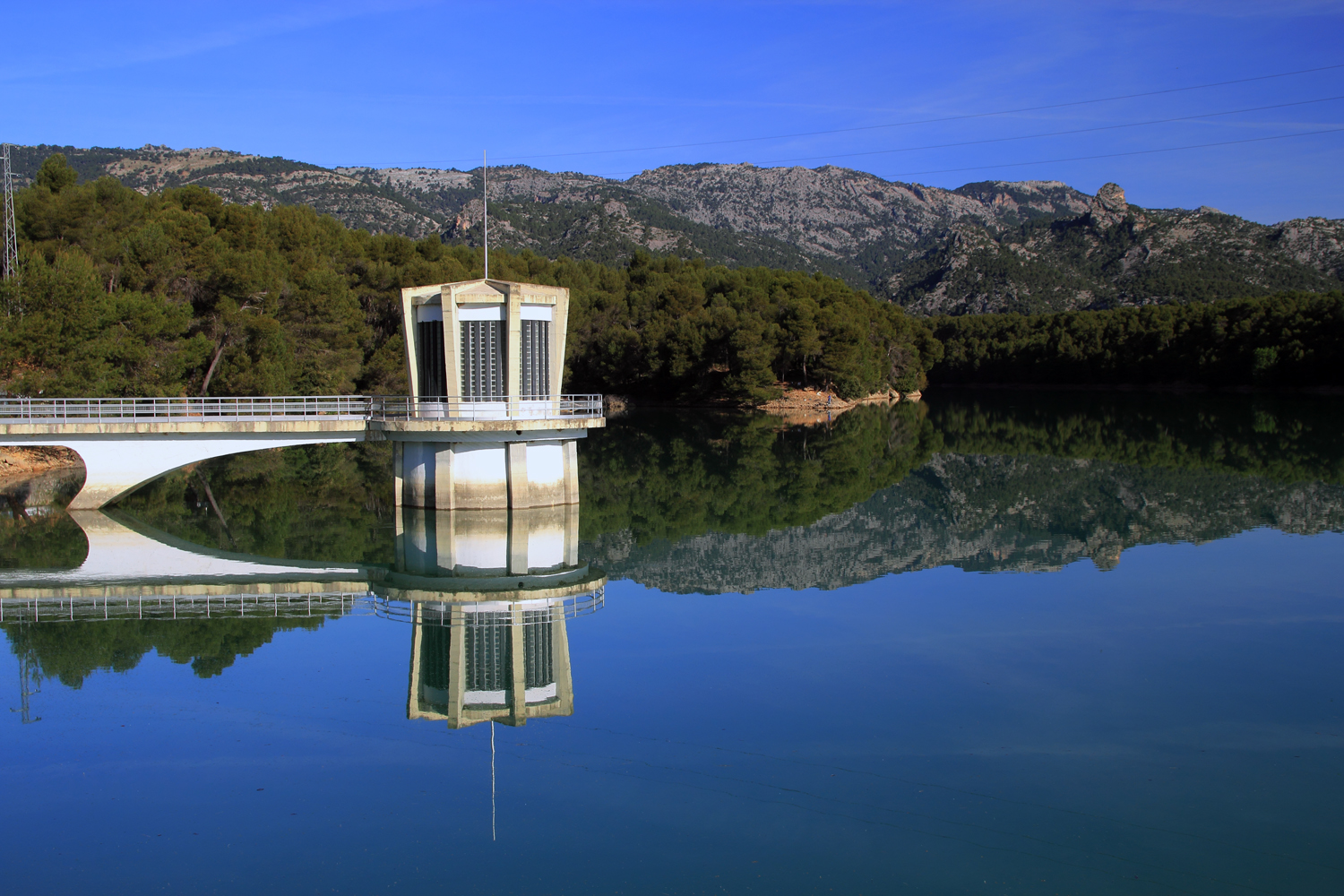 """The Pesa"" - Embalse de Bolera, Jaen - L08876"