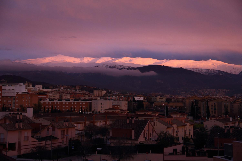 """Evening Glow"" - PN Sierra Nevada, Granada - MC06087"