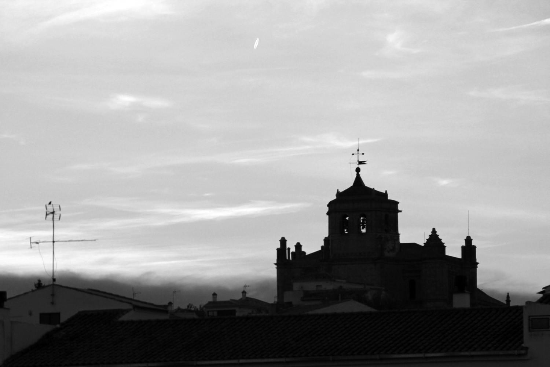 """""""Evening Shadows"""" - Huescar, Granada - V03958"""