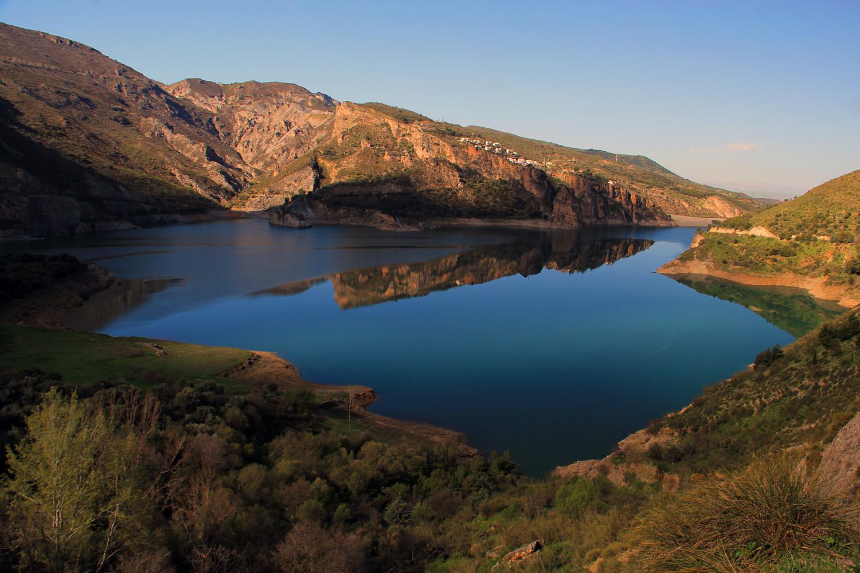 """""""Embalse de Canales"""" - Güejar Sierra, Granada - L06737"""