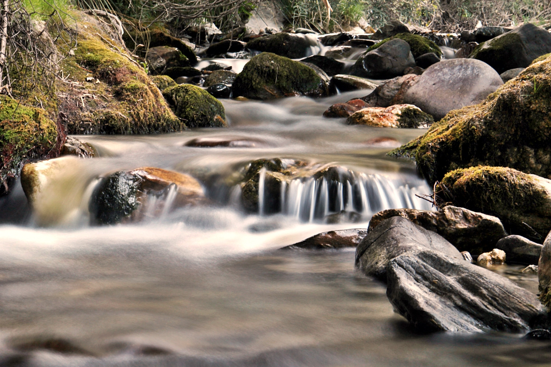 """""""Rio Dúrcal"""" - PN Sierra Nevada, Granada - R08404"""