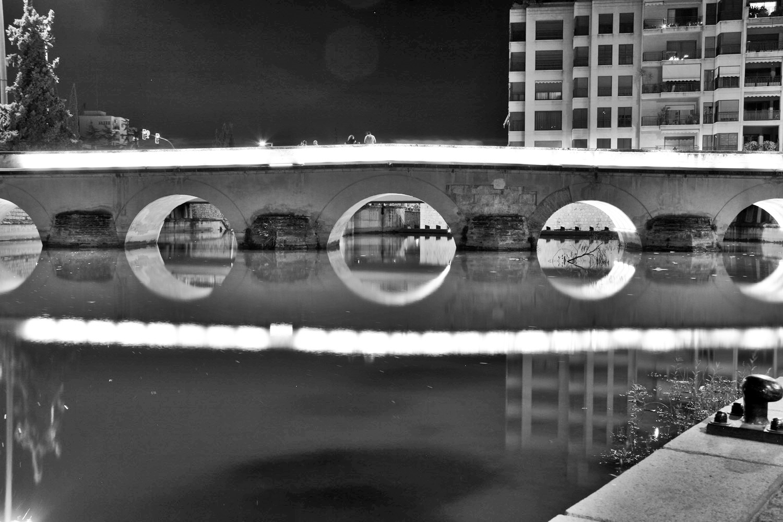 """Puente Romano"" - Granada - B02090"