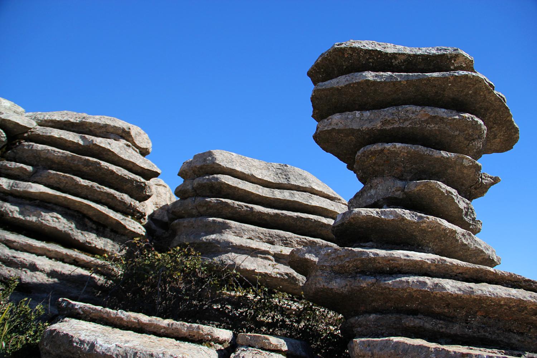"""""""Rock Layers"""" - PN Torcal, Malaga - DR00188"""