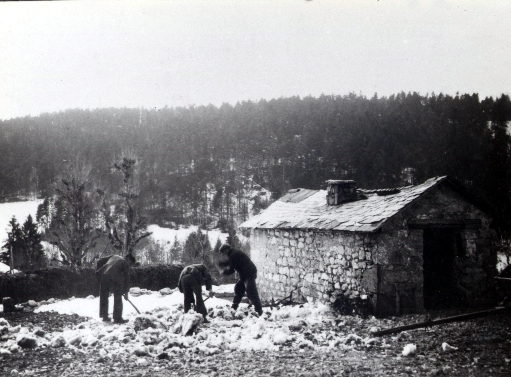 Four disparu de Tré Chavaru (Cormaranche)