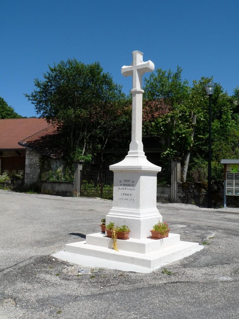 Croix à Thézilieu