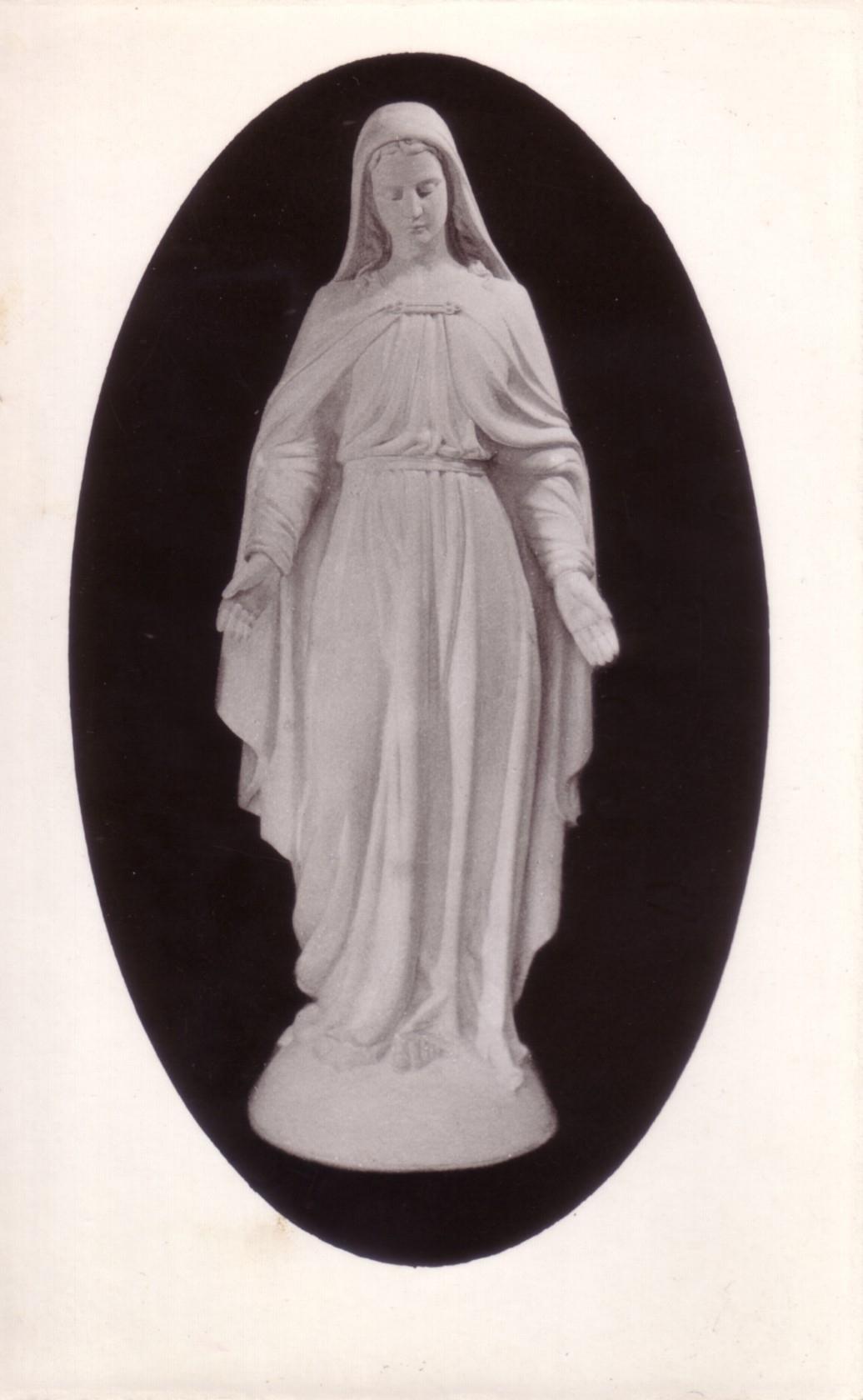 Vierge de Champdor (détail)