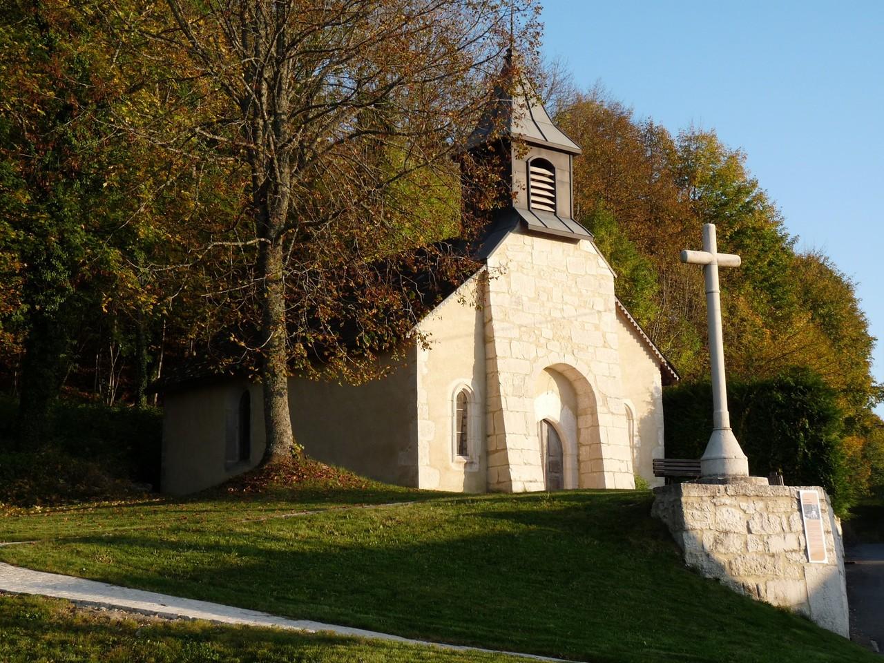 Croix de la Chapelle de Lompnes