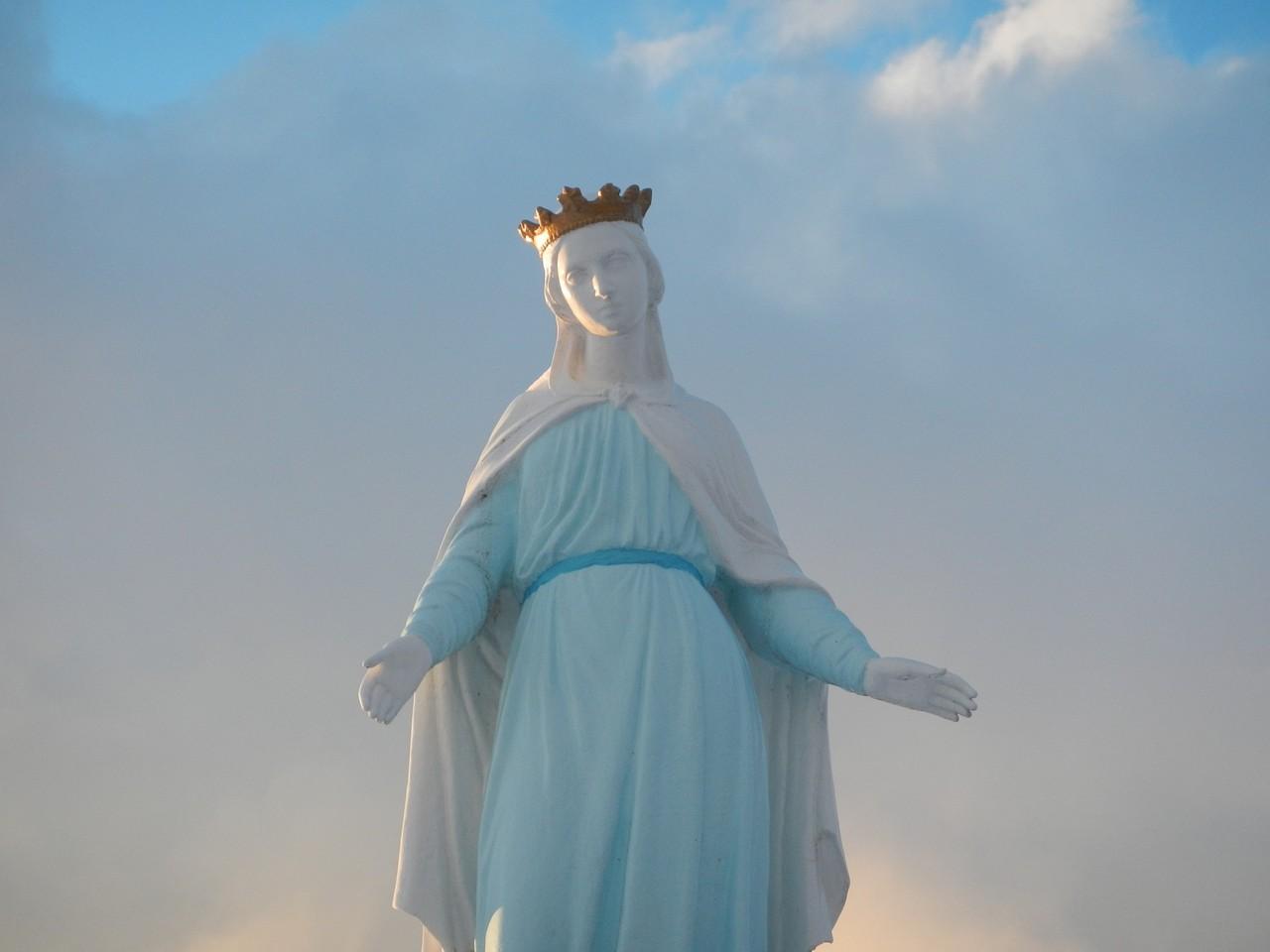 Vierge de Servoin à Cormaranche
