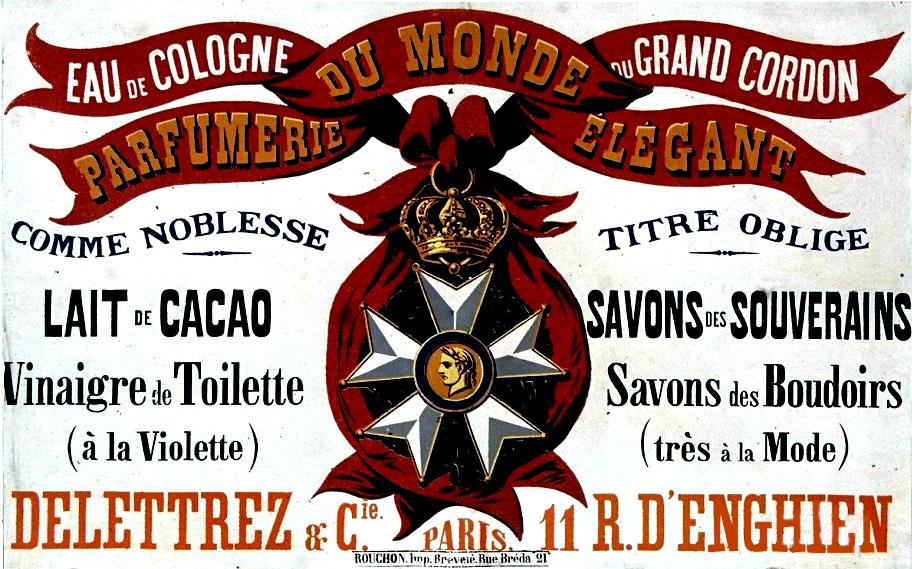 Affiche de Jean Alexis Rouchon (1857)