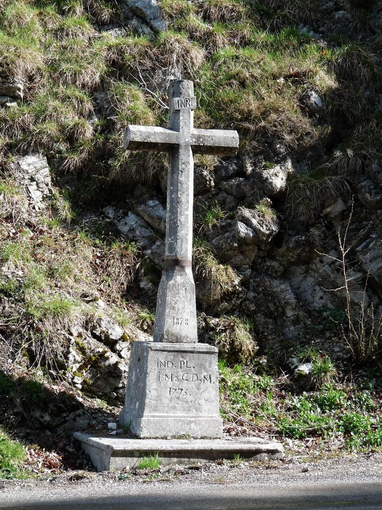 Croix de la Pierre Taillée