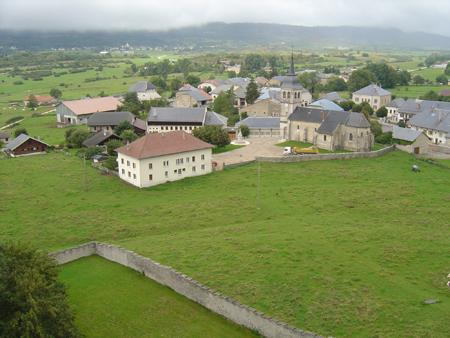 Village de Champdor