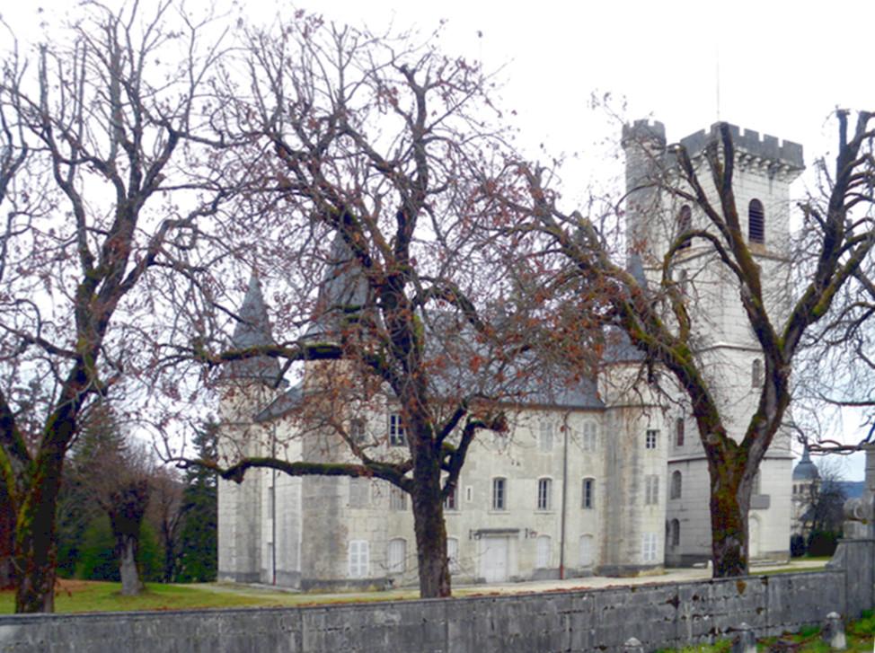 Château de Champdor