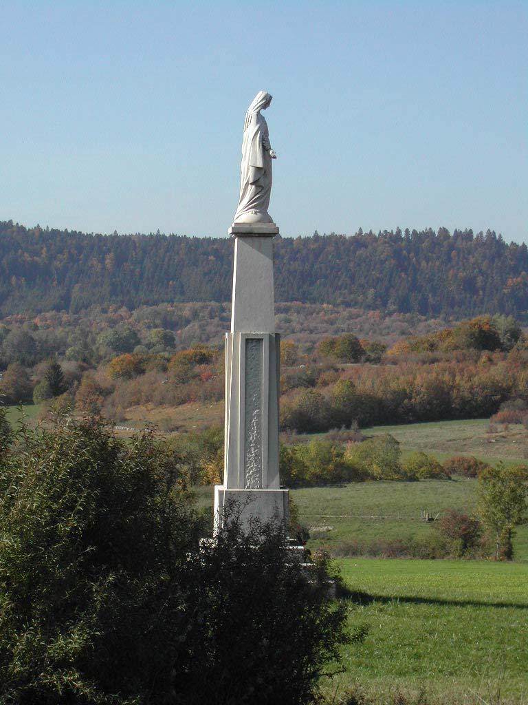 Vierge de Champdor