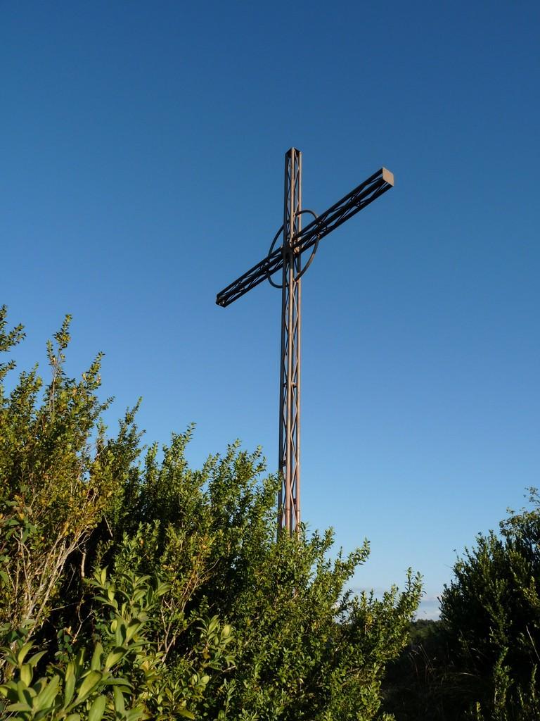 Croix du Col d'Evosges