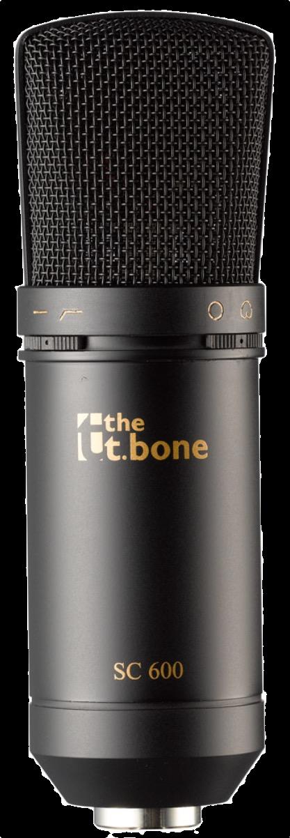 T-Bone SC600 VS U87Ai e la fase