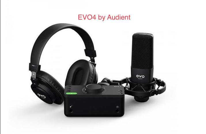 Audient EVO4 Bundle Kit e Loopback prova e confronto