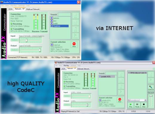 esempio connessione ADSL