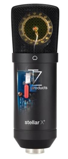 Stellar X2, il microfono californiano che viene dalla Cina