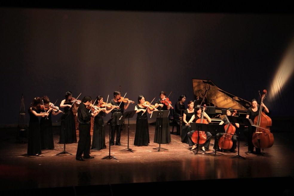 2011年9月11日(日)第1回公演「輝かしい古楽の祭典」 ヴィヴァルディ「アラルスティカ」