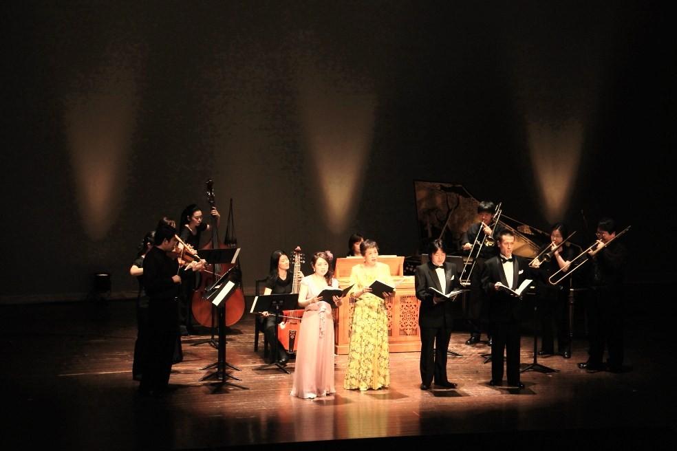 2011年9月11日(日)第1回公演「輝かしい古楽の祭典」 シュッツ「マニフィカート」
