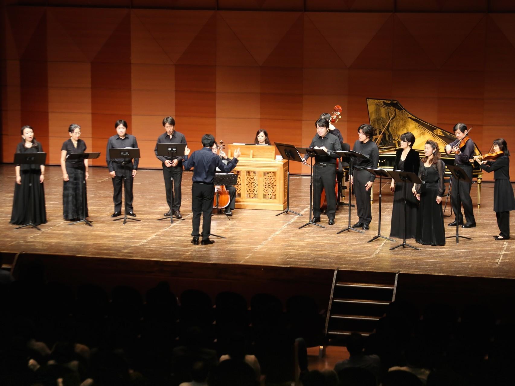 J.S.バッハ:モテット第1番 BWV 225《主は向かいて新しき歌を歌え》