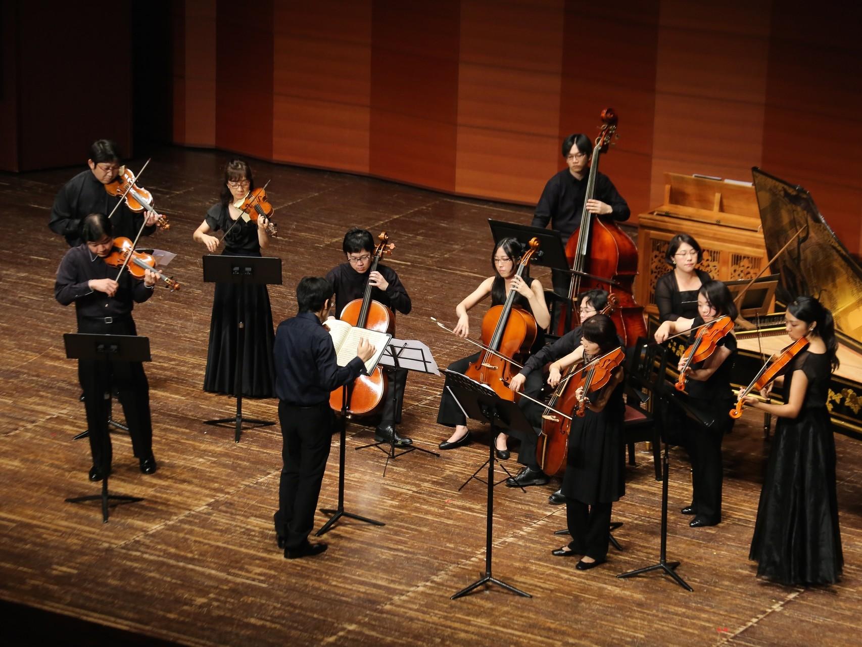 J.S.バッハ:ブランデンブルク協奏曲第3番 ト長調 BWV 1048