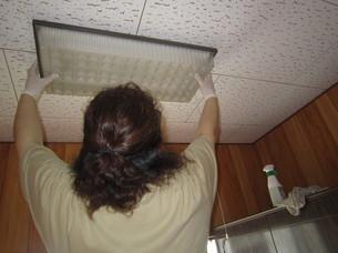 ハウスクリーニング(キッチン・照明)