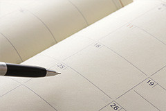 お客様のご都合に合わせて曜日設定・時間指定が可能です!